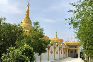 Dhamma Pagoda