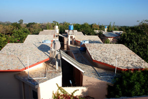 Residential Quarters Top View